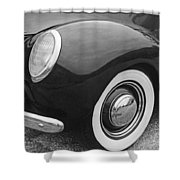 Thirties Ford Shower Curtain