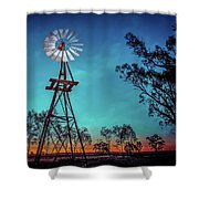 This Is Australia Shower Curtain