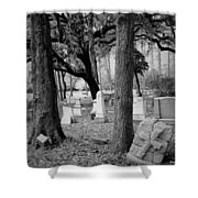 This Is Where Forever Lives Shower Curtain