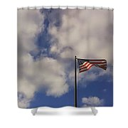 This Land Was Made For You And Me Shower Curtain