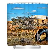 This Old House... Shower Curtain