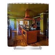 Thomas Kitchen Shower Curtain