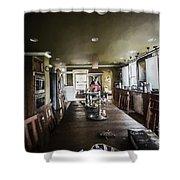 Thomas Kitchen In Artistic Version Shower Curtain