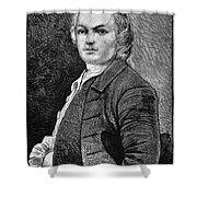 Thomas Nelson, Jr Shower Curtain