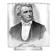 Thomas Scott (1823-1881) Shower Curtain