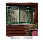 Thomastown Shower Curtain