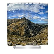 Thomson Gorge Shower Curtain