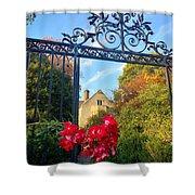 Thorn Gate Shower Curtain
