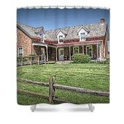 Thornton Mansion Shower Curtain