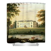 Thorp Perrow Near Snape In Yorkshire Shower Curtain by English School