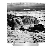 Thors Well Truly A Place Of Magic 7 Shower Curtain