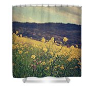 Those Lighthearted Days Shower Curtain
