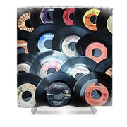 Those Oldies But Goodies Shower Curtain