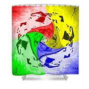 Thoughts About Earth Shower Curtain