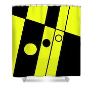 Three Cord Song Shower Curtain