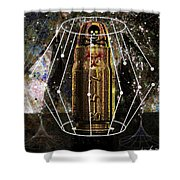 Three Fifty Seven Sig Shower Curtain