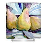 Three Graces Shower Curtain