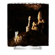 Three Kings - Cave 7 Shower Curtain