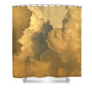 Thunder Heads Shower Curtain