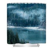 Thunder Lake Shower Curtain