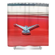 Thunderbird Shower Curtain