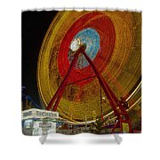 Tickets Shower Curtain