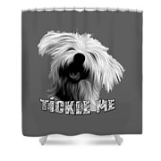 Tickle Me Too Shower Curtain