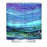 Tidal Pool Shower Curtain