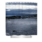 Tidal Secrets Haida Gwaii Bc Shower Curtain
