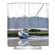 Tide Over Shower Curtain