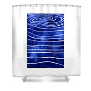 Tide X Shower Curtain
