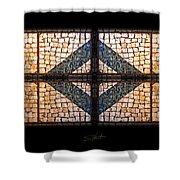 Tiffany Sidewalk Shower Curtain