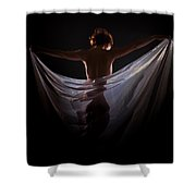 Tight Hide Shower Curtain