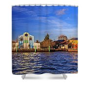 Tigre Delta 019 Shower Curtain