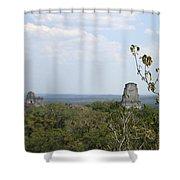 Tikal IIi Shower Curtain