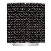 Tiles.2.126 Shower Curtain