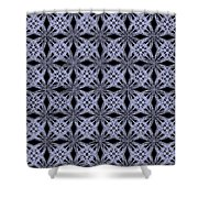 Tiles.2.135 Shower Curtain