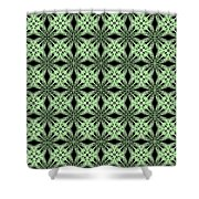 Tiles.2.272 Shower Curtain