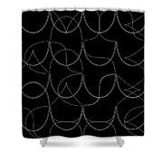 Tiles.2.282 Shower Curtain