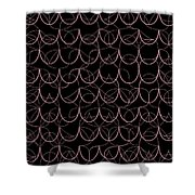 Tiles.2.291 Shower Curtain