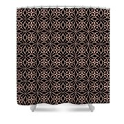 Tiles.2.294 Shower Curtain