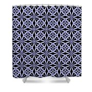 Tiles.2.295 Shower Curtain