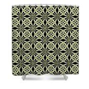 Tiles.2.296 Shower Curtain