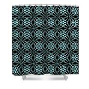 Tiles.2.298 Shower Curtain