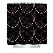 Tiles.2.301 Shower Curtain