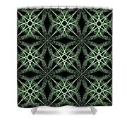 Tiles.2.304 Shower Curtain