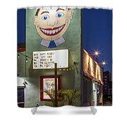 Tillie, Wonder Bar Shower Curtain
