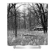 Timberland Infrared No1 Shower Curtain