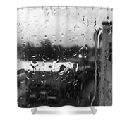 Time Away Shower Curtain