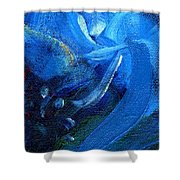 Time Essence Two Shower Curtain